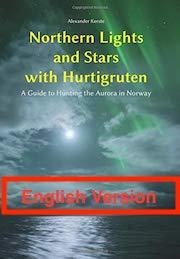 Cover Northern Lights and Stars