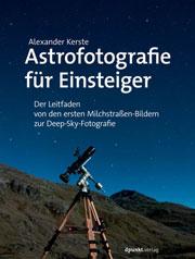 Cover Astrofotografie für Einsteiger
